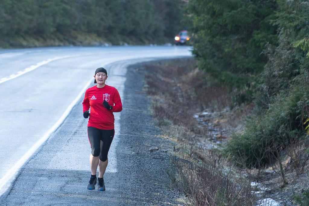 Wounded Warrior Run - Rebecca Schillemat